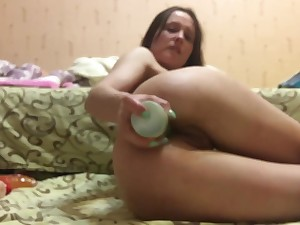 Lil Didi (squirting from anal fisting)