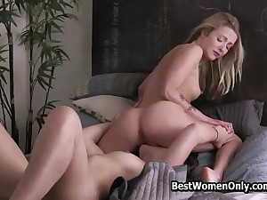 Inviting Lesbians Best Pty Hot Sensual Sex Video