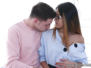 Teens Analyzed - Roxy Lips - Anal love with regard to hot nubile