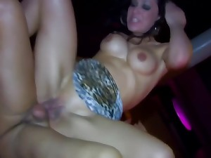 Orgy In A catch Bar With Amateurs
