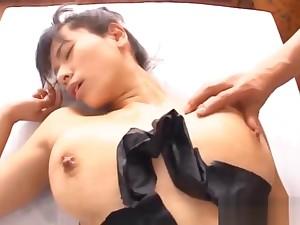 Hana Haruna Sweet real asian woman part1