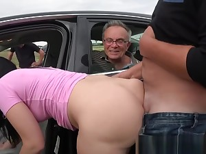 Dirty Dads Hunting For Ugly Sluts