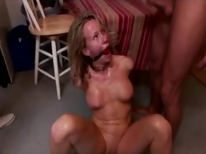 Simmering Milf Used Together with Mistreated