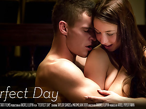 Utter Day - Taylor Sands & Maxmilian Dior - SexArt