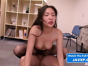 Japanese Teen Fucked In The Backroom
